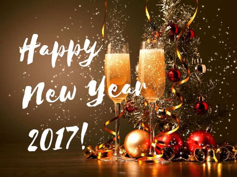 Happy New Year! Goodbye, 2016 – Hello, 2017!